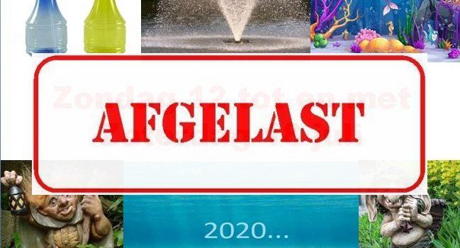Zomerkamp 2020 geannuleerd